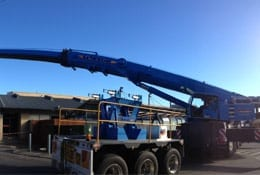 250 Tonne All Terrain Cranes